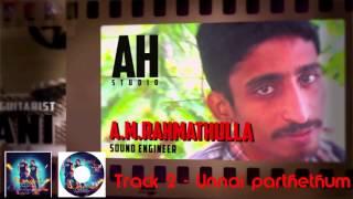 Malaysia tamil album love song track 2 unnai parthethum