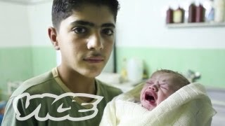 Ground Zero: Syria (Part 9) - Aleppo's Child Nurse