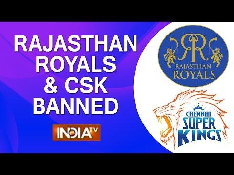 Cricket Experts On Chennai Super Kings And Rajasthan Royals Bans | India Tv