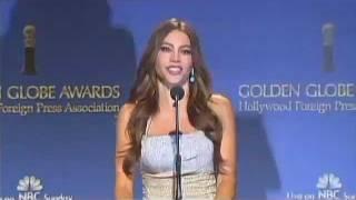 Sofia Vergara's tongue makes us smile
