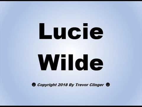 Xxx Mp4 How To Pronounce Lucie Wilde 3gp Sex