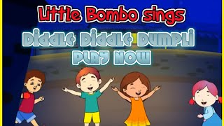 Little Bombo sings Diddle Diddle Dumpling! - Most Popular Nursery Rhymes | Wowkidz | Kids Rhymes