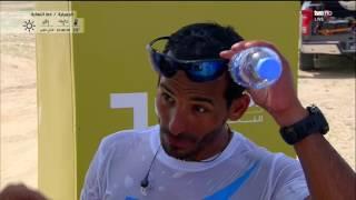 علي صالح الهاجري ينهي سباق صمله 2017 في المركز الثاني