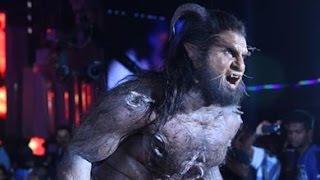 Ennodu Nee Irundhaal - Vikram as a beast in