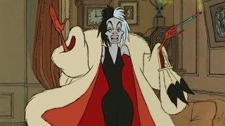 Cruella De Vil Song (1961) – Vintage Halloween Disney – 101 Dalmatians