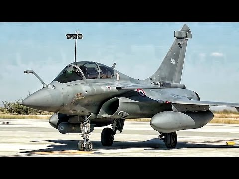 French Air Force Dassault Rafale •