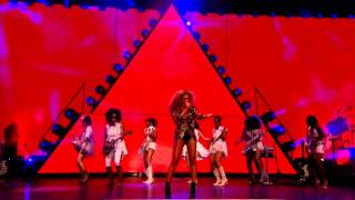 Beyoncé - Naughty Girl & Baby Boy (Glastonbury 2011)