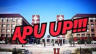 IJ - APU UP!!! 《立命館アジア太平洋大学あるある》