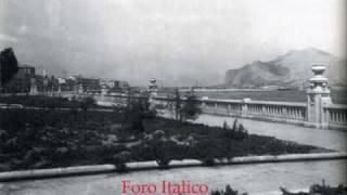 Palermo antica, anni '30 2°-Mario Algozzino-Nuovo Cinema Paradiso E. Morricone.wmv (Cari Ricordi)