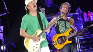 Carlos Santana Samba Pa Ti Live Assago Summer Arena Milano 21 7 2016