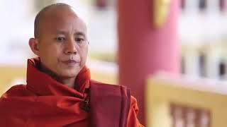 Interview with Buddish monk Ashin Wirathu English subtitle