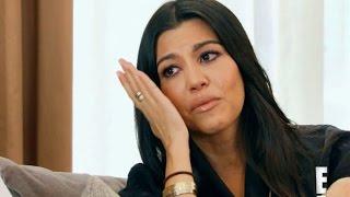 Kourtney Kardashian Cries Over Scott Disick Cheating Rumors & Scott Fires Back