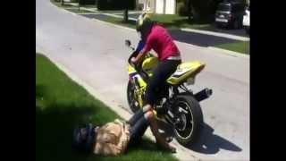 The Funny Accident Videos Clips/Compilation MP4 free download 2014