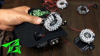 PairUnormal Guys: [DIY] -Infrared CCTV Ring Light For Under $5