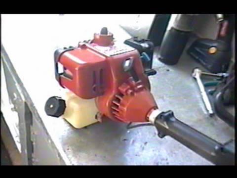Carburetor Repair on Homelite SX135 Bandit Weed Wacker Part 1 2