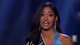 Miss Teen USA 2018 - Top 5 Question and Answer