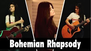 Bohemian Rhapsody - Queen   Piano, Guitar, Bass cover