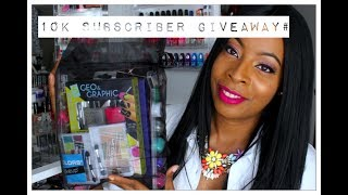 ***CLOSED*** 10K SUBSCRIBERS MILESTONE CELEBRATION GIVEAWAY #3 WINNER!!