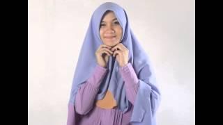 HijabAlila Tutorial Khimar Maxi 1