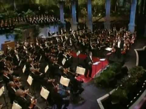 Granada - The Three Tenors - Mario Lanza, Andrea Bocelli & Juan Diego Flórez