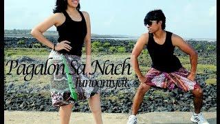 Pagalon Sa Naach | JUNOONIYAT | Dance Fitness | Pulkit Samrat | Yami Gautam | T-series