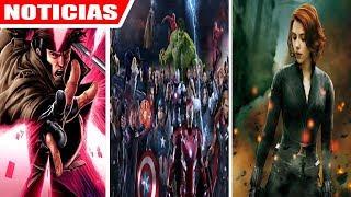 Informacion Avengers 4, Black Widow y más... | Noticias Semanales | 4 | AForever