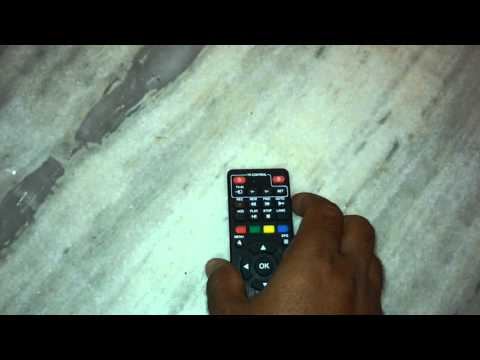 GTPL setup box remote control how to control your any TV