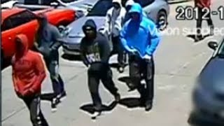 $500,000 Reward -  Video of Biker Gang Murder Suspects - Share & Comment