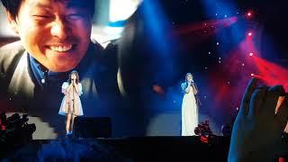 I want you and I need you - Taeha and Ahin (Momoland) (fancam)