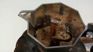 เทคนิคชง Cappuccino จาก Moka Pot