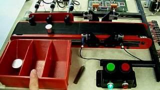 PLC Conveyor Sorter