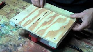The Ultimate Fretboard Slotting Jig