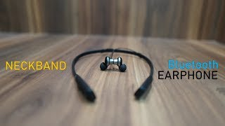 WINGS Infinity Neckband Bluetooth Earphone, With 8 Hours Battery Life For Rs. 1,999