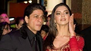 I Feel Protective For Deepika -  Shahrukh Khan