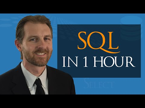 Learn SQL in 1 Hour - SQL Basics for Beginners