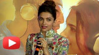 Deepika Padukone Gets EMOTIONAL While Talking About Her Favourite Song | TAMASHA Song Making
