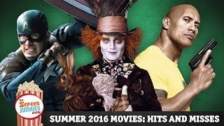 Summer 2016 Movies: Hits and Misses!