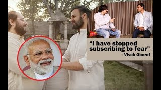 """Vivek Oberoi Opens Up About His Closeness With The PM: """"I Have Met Him Numerous Times"""""""