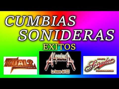 MIX CUMBIAS SONIDERAS by RickDj CUMBIAS