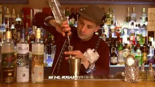 MY COCKTAIL TIPS by VODKA VAN GOGH - TROPIC ZONE COCTAIL