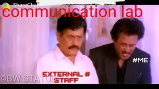 Whatsapp status viva scenario