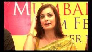Paanch Adhyay Cast at screening of their movie at MFF'12.mp4
