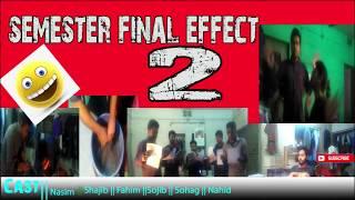 semester  final effect 2   MBSTU   funny short film 2018