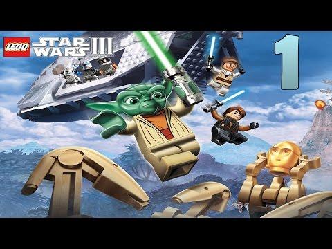 Xxx Mp4 Zagrajmy W Lego Star Wars 3 Wojny Klonów Odc 1 Walka Na Arenie 3gp Sex