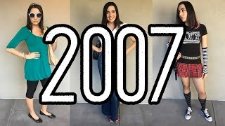 I Dressed Like It Was 2007