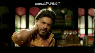 2 Days To Go  Raees Ka Din  Shah Rukh Khan, Mahira Khan, Nawazuddin Siddiqui uploaded on 07-04-2017 6479 views