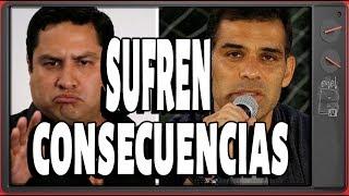 Julión Álvarez y Rafa Márquez sufren las consecuencia por nexos con el narco