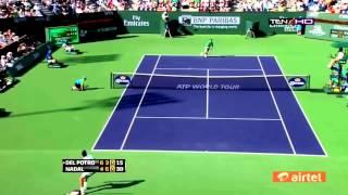Rafael Nadal - Magic (HD)