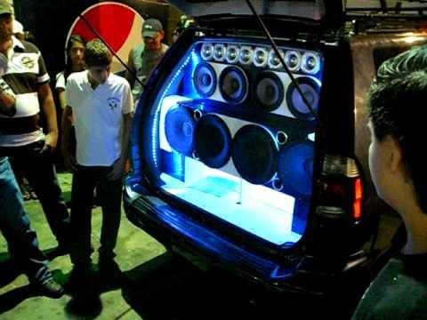 Sound Car Maracaibo Expozulia 2011 2
