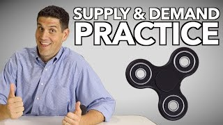 Supply and Demand Practice